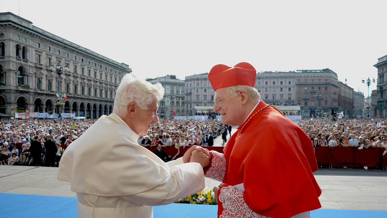 Angelo Scola w zależności od prognoz włoskich bukmacherów ma szanse na zostanie papieżem jak 1:5 lub 1:7