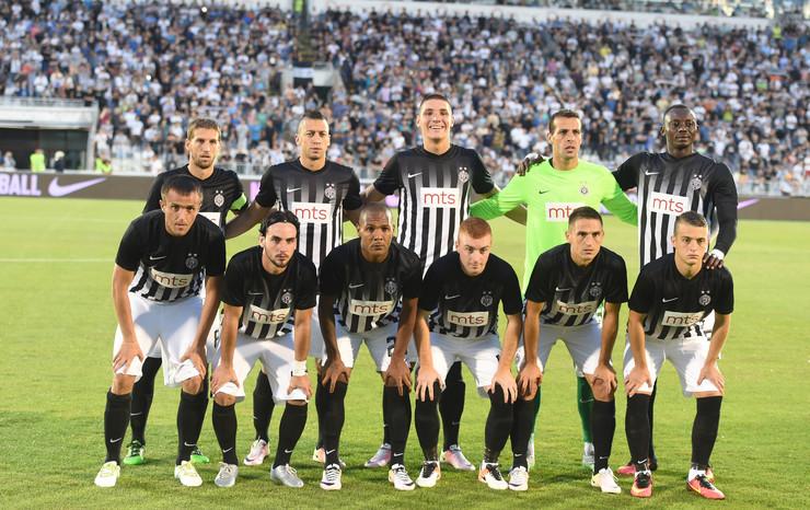 FK Partizan, FK Zaglebje