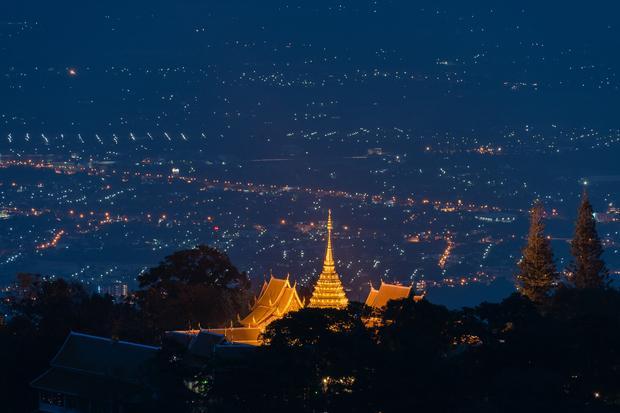 Kompleks świątynny Doi Suthep, Chiang Mai