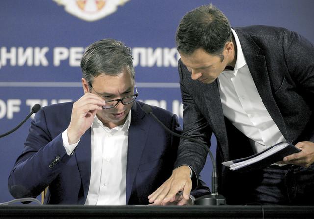 Vučić i Mali