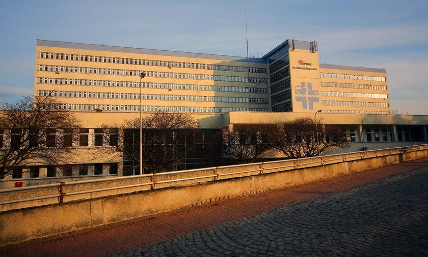 Świńska grypa zaatakowała szpital im. Kopernika w Łodzi