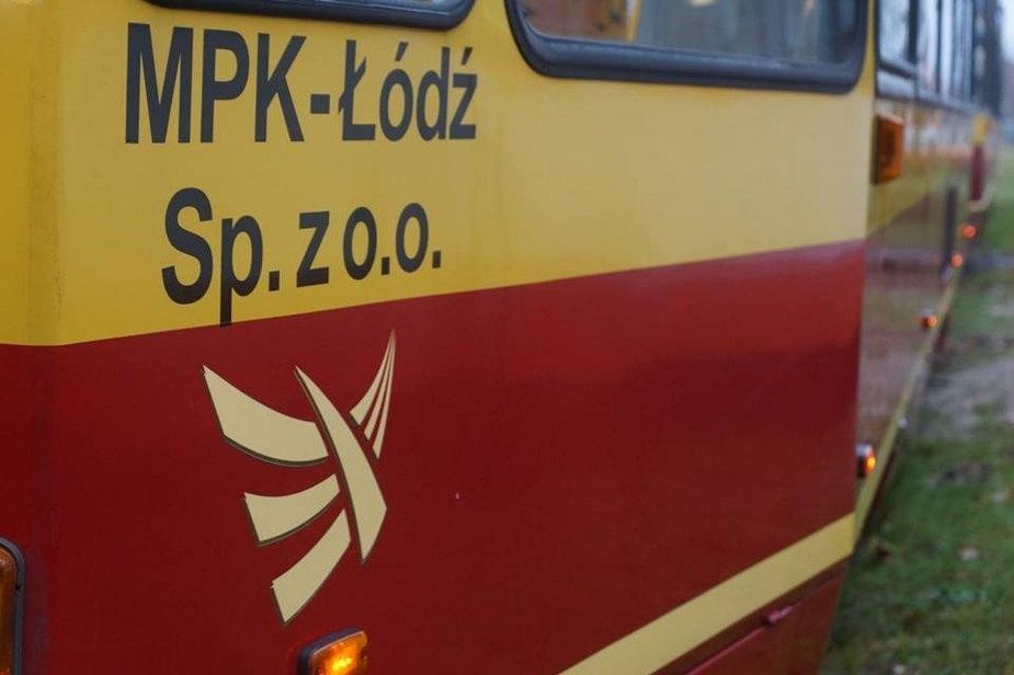 MPK Łódź, tramwaj