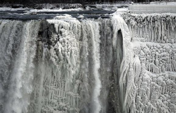 Led bi trebalo da se otopi do kraja nedelje