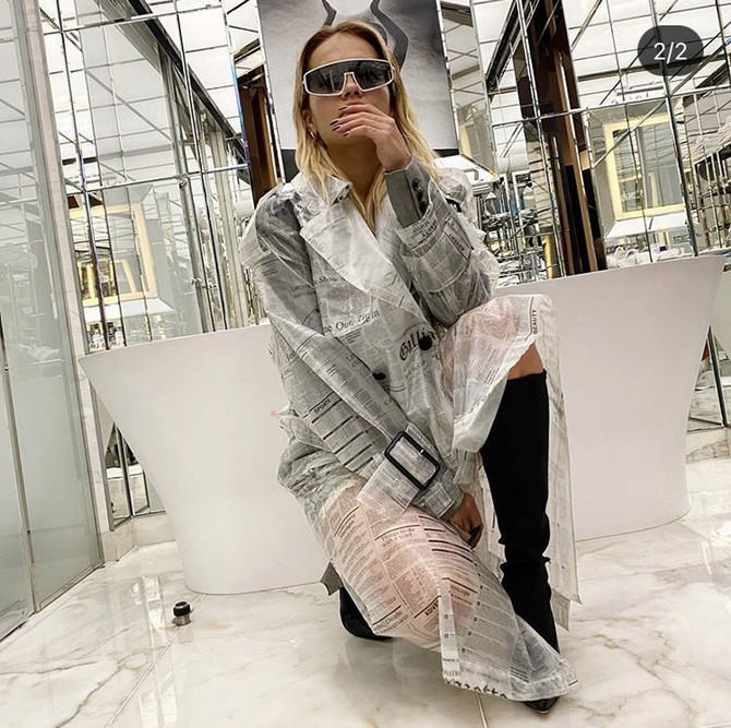 Rita Ora naljutila Britance