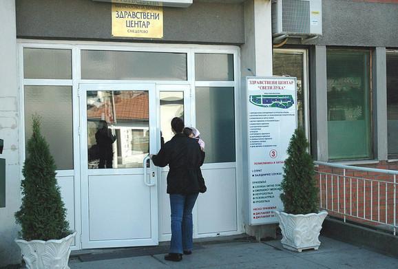 """Zdravstveni centar """"Sveti Luka"""" u Smederevu"""