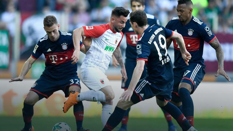 FC Augbsurg - Bayern Monachium