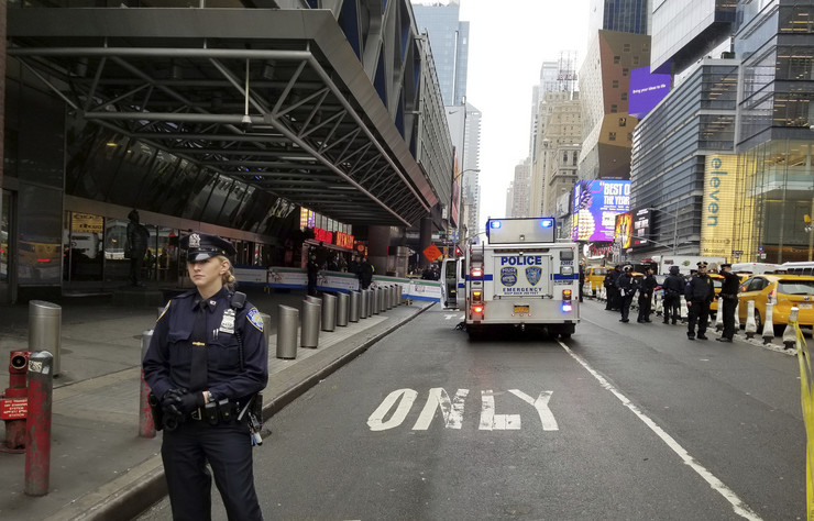 njujork policija 2 foto Tanjug AP