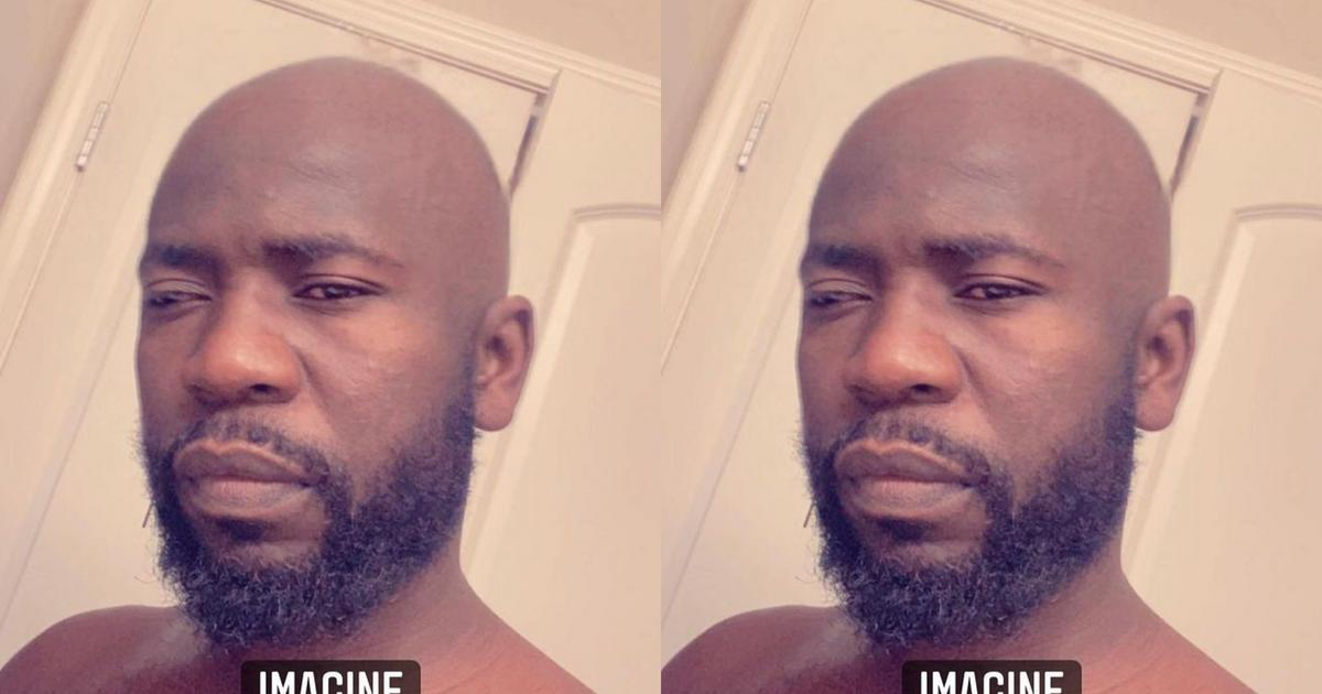 Social media burst out laughing as Bisa Kdei goes bald (PHOTO)
