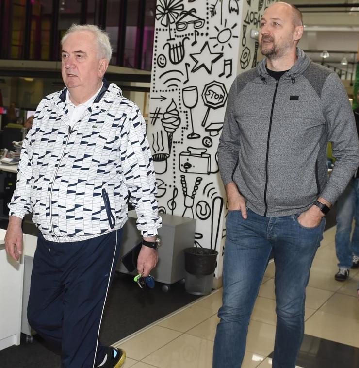 Božidar Maljković, Dino Rađa