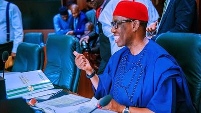 Gov Okowa congratulates Evivie, PDP on victory in Isoko South bye-election