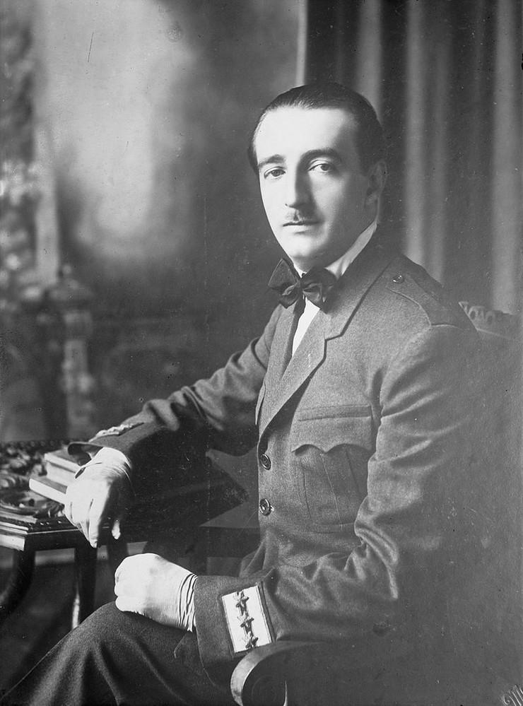 Kralj Zog Prvi Ahmet Zogu