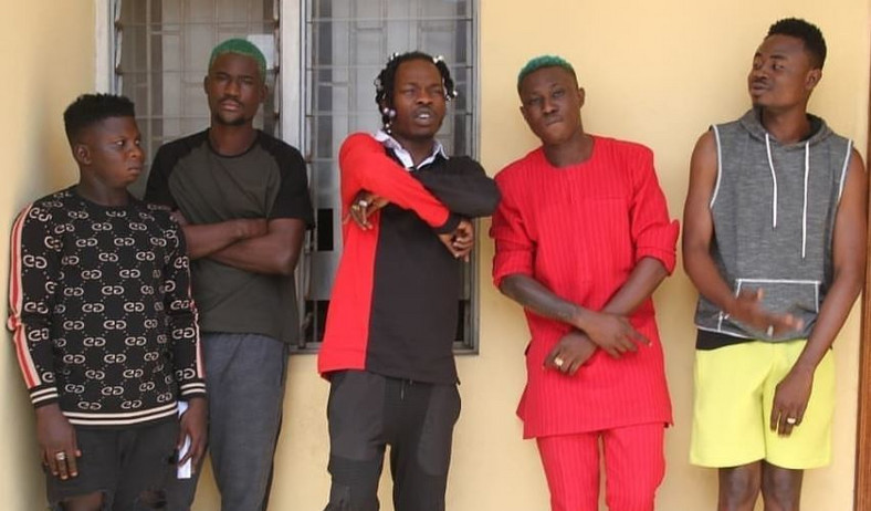 EFCC parades Naira Marley, Zlatan and others over Internet fraud allegations [LindaIkeji]