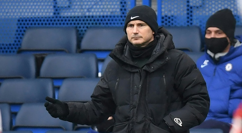 Lampard set to be sacked as Chelsea boss: reports