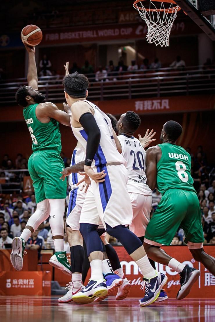 Košarkaška reprezentacija Nigerije