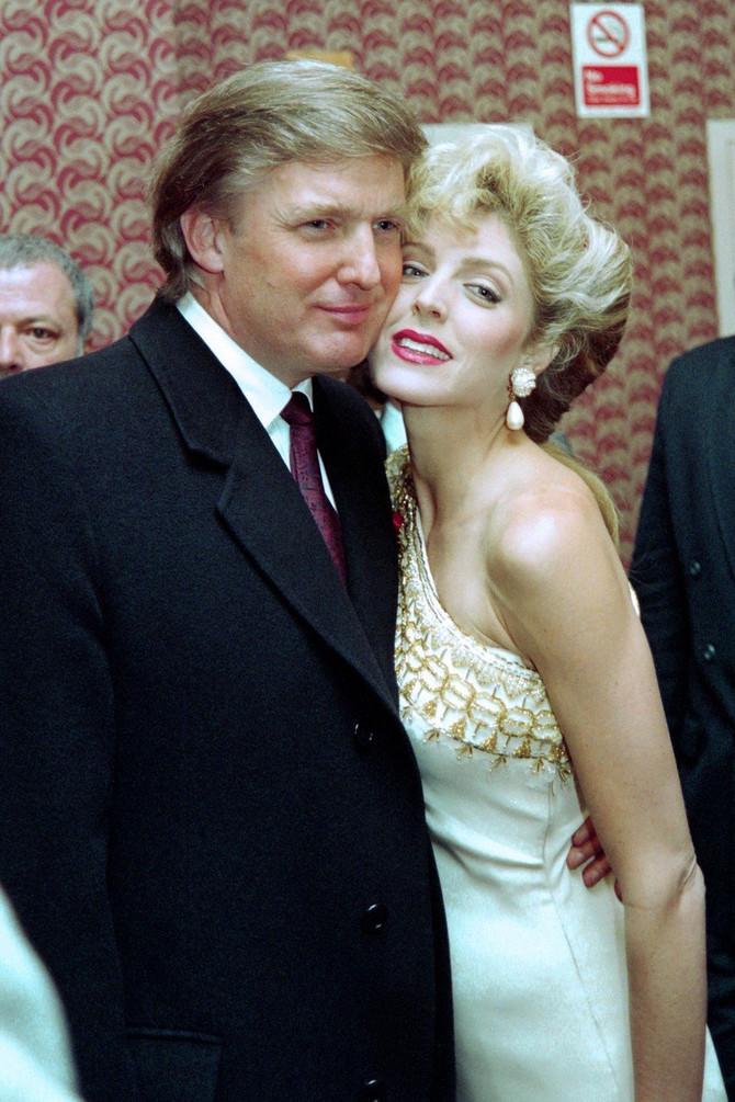 Donald i Marla Mejpls
