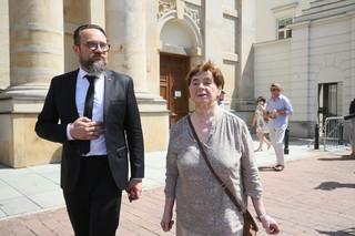 Romaszewska: Minister sprawiedliwości i prokurator generalny nie może rządzić SN