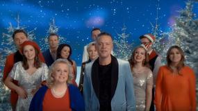 """""""Barwy szczęścia"""": aktorzy nagrali świąteczną piosenkę"""