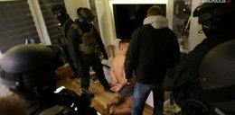 Policja rozbiła gang pseudokibiców GKS Katowice