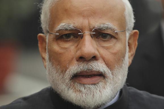 Narendra Modi će po drugi put biti premijer Indije