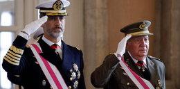 """Skompromitowany były król Hiszpanii ucieka na """"przymusowe wygnanie"""""""