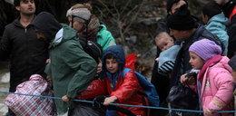 Panika wśród uchodźców. Wszystko przez ten list