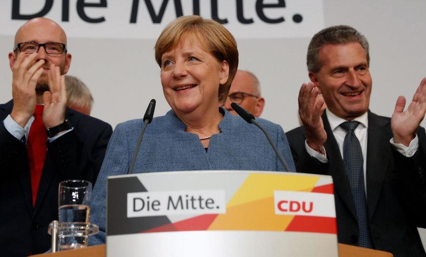 """""""Kłopoty Merkel dopiero się zaczną"""""""