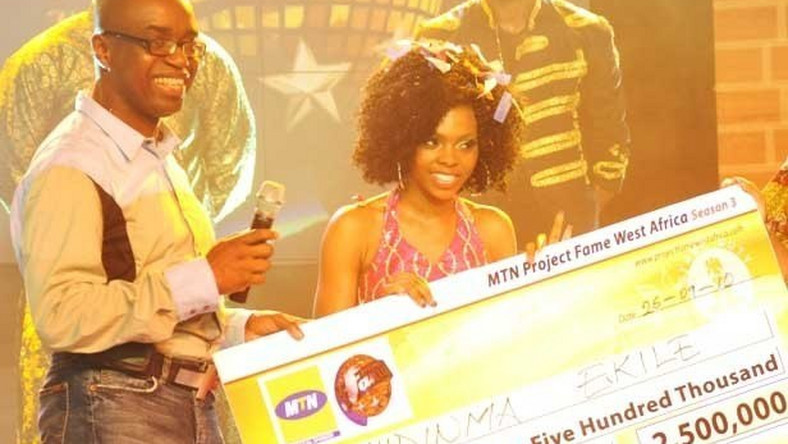 Image result for Chidinma winning project fame