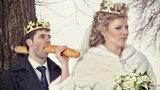 Idiotyczne zdjęcia ślubne z Rosji