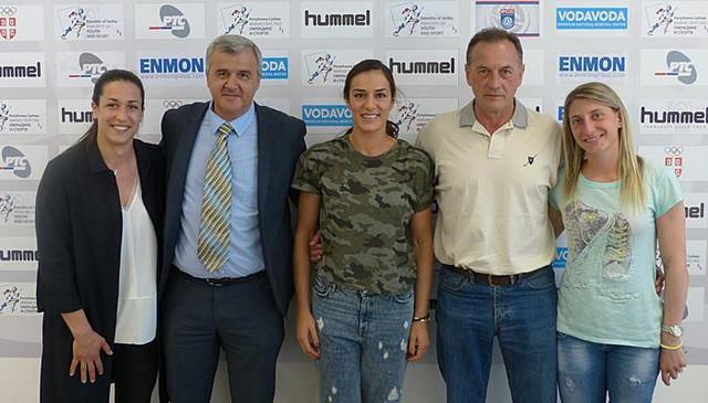 Lekić, Đurković, Damnjanović, Obradović, Georgijev