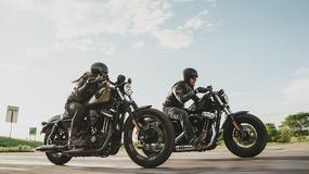 Nadjeżdża Harley on Tour