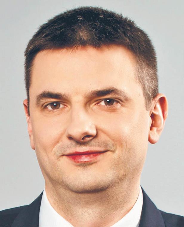 Łukasz Kuczkowski radca prawny, partner w kancelarii Raczkowski Paruch