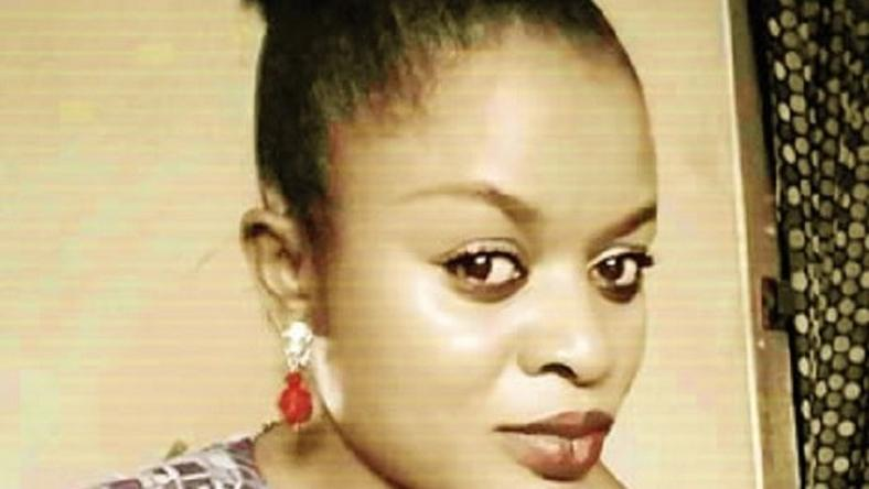 The pretty Ogochukwu Nwosu before the acid attack