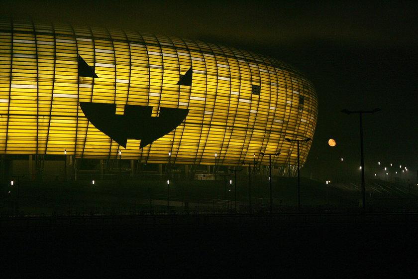 stadion - halloween