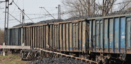 """Oszukał przeznaczenie. Ocalał w """"starciu"""" z pociągiem"""
