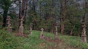 Leśne cmentarze i mogiły Podkarpacia