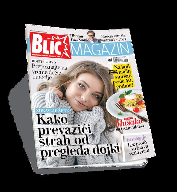 Magazin svake nedelje na poklon u