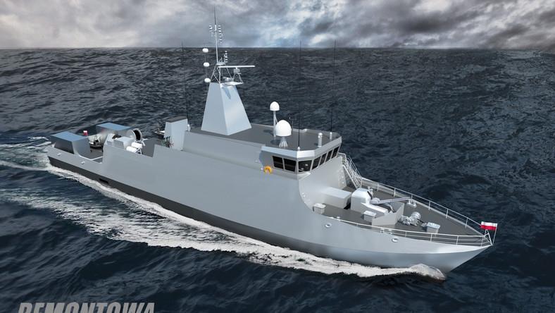 Polska Marynarka Wojenna będzie otrzymywała blisko miliard złotych rocznie. Jeszcze w tym roku rozpocznie się przetarg na 3 okręty podwodne. Polska będzie kontynuowała prace nad patrolowcem Ślązak oraz dwoma niszczycielami min typu Kormoran 2