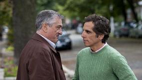 James Mangold z Robertem De Niro i młodymi glinami