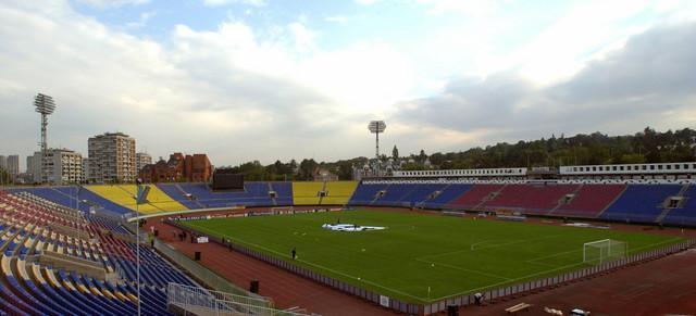 Klubovi će raspolagati stadionima ali oni neće biti predmet privatizacije: Stadion Partizana
