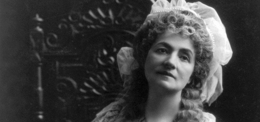 Helena Modrzejewska zrobiła oszałamiającą karierę w USA