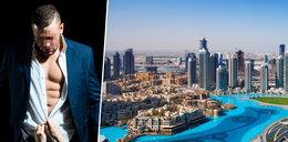 """Premiera książki """"Chłopaki z Dubaju"""". Piotr Krysiak opisał świat męskich prostytutek. Wśród klientów są politycy, dziennikarze, celebryci"""