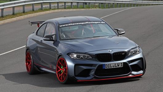 BMW M2 LP - ponad 200 KM z litra pojemności