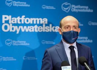 Budka zaapelował o przełożenie posiedzenia Sejmu w sprawie KPO