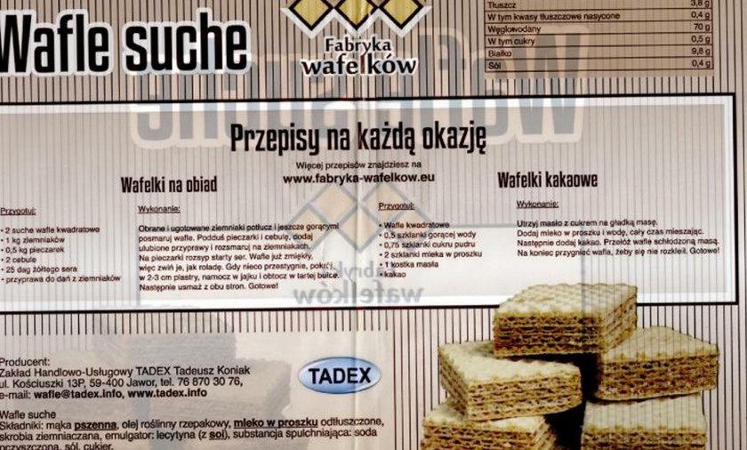 Uwaga! Wycofują te produkty z obrotu. Jeden może być skażony pałeczkami salmonelli