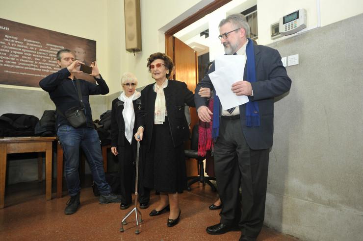 Smilja Avramov, Pravni fakultet, Tanjug, D. Goll