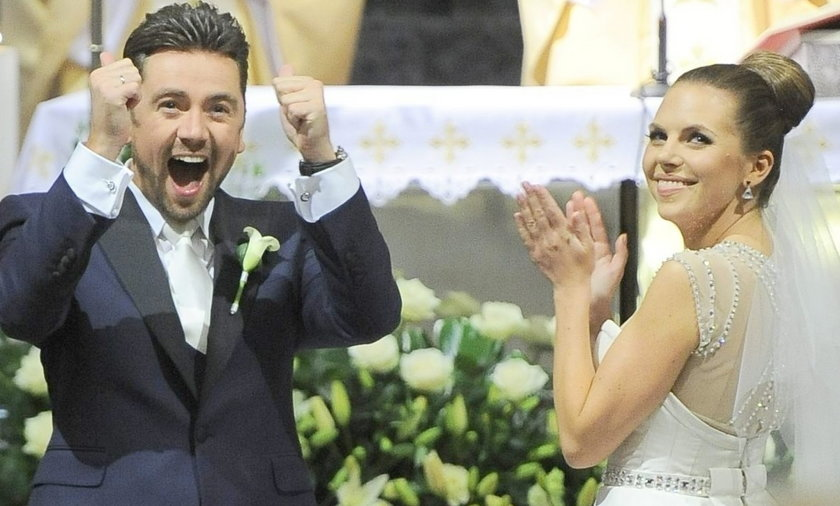 Ślub Oli Kwaśniewskiej