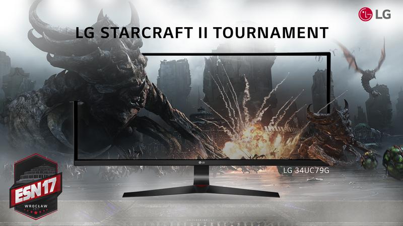 Turniej LG StarCraft II Tournament