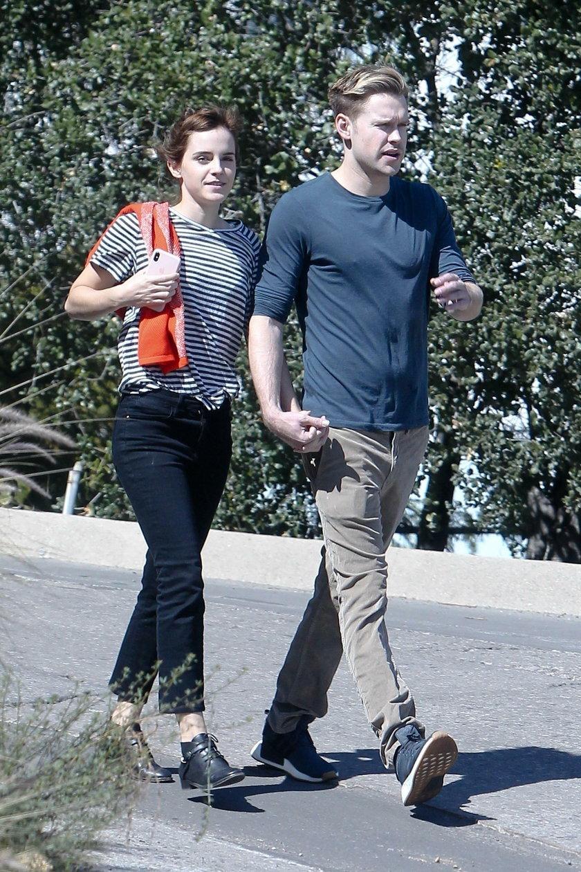 Emma Watson i Chord Overstreet
