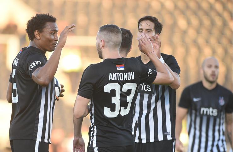 FK Partizan, FK Spartak