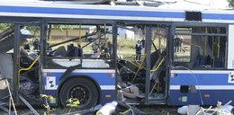 W autobusie wybuchła bomba